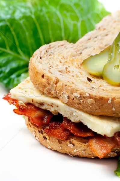 Western Sandwich Stock photo © SimpleFoto