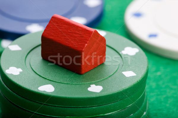 Stock photo: Housing Market Gabmle