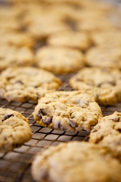 Fresh Cookies Stock photo © SimpleFoto