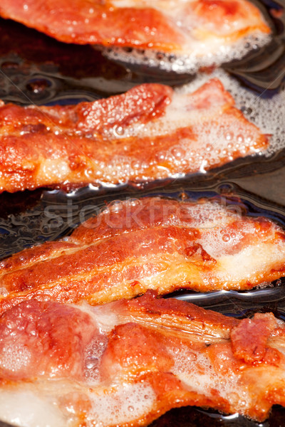 Bacon Stock photo © SimpleFoto