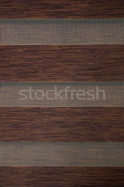Roller shutter background. Blind texture. Stock photo © simpson33
