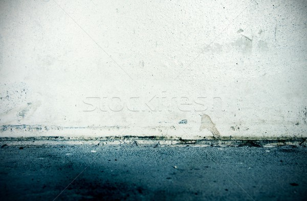 Old grunge dirty wall Stock photo © simpson33