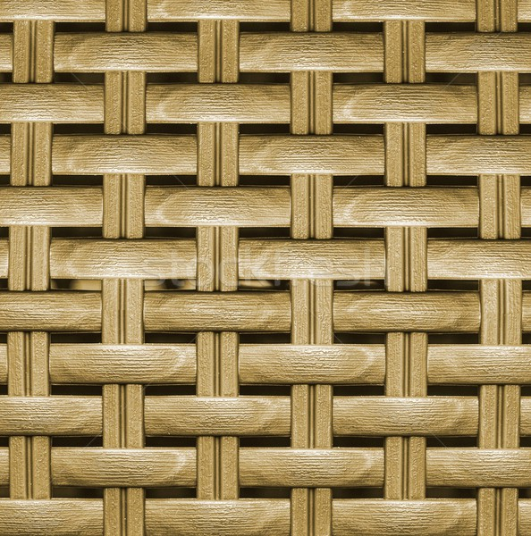 Wooden striped textured basket weaving background.  Stock photo © simpson33