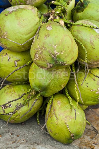 Coconut Stock photo © sippakorn