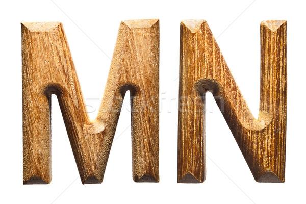 Alphabet Stock photo © sippakorn