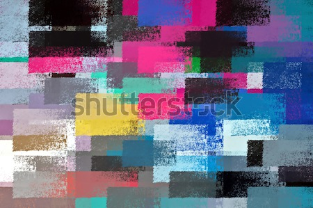 Pintar abstrato escove ilustração textura projeto Foto stock © sirylok
