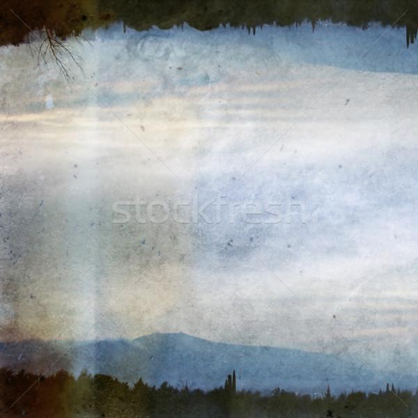 new horizon Stock photo © sirylok