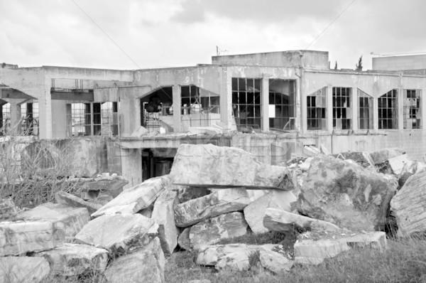 marble factory Stock photo © sirylok