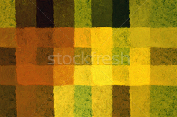 正方形 抽象的な パターン デジタル テクスチャ デザイン ストックフォト © sirylok