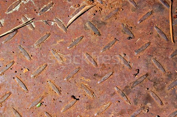 Industriali superficie metallica metallico texture abstract metal Foto d'archivio © sirylok