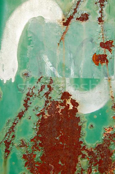 rusty texture Stock photo © sirylok
