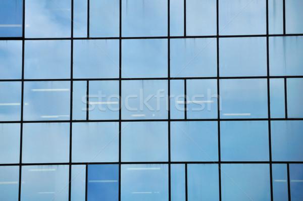 glass facade Stock photo © sirylok