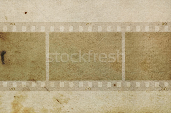 film frames grungy paper Stock photo © sirylok