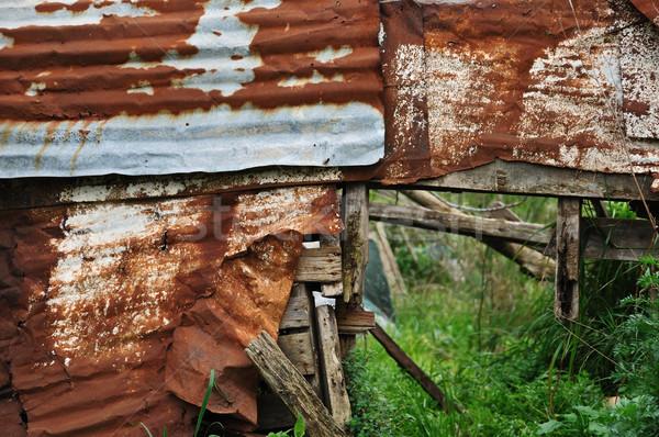rusty shack Stock photo © sirylok