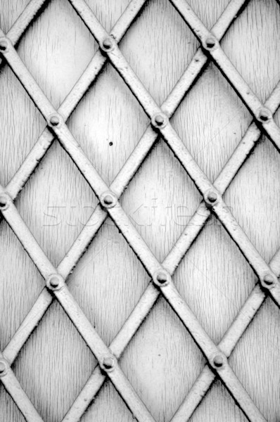 Metal pattern abstract texture legno Foto d'archivio © sirylok