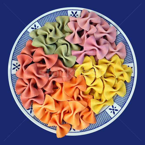 farfalle italian pasta Stock photo © sirylok