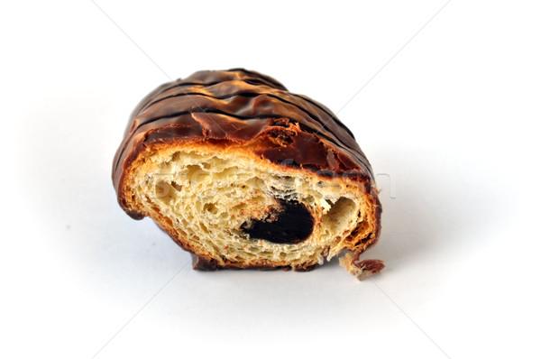 chocolate croissant Stock photo © sirylok