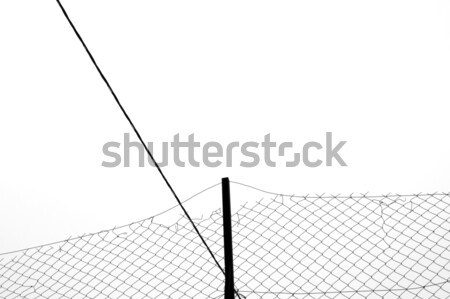chain link fencing Stock photo © sirylok