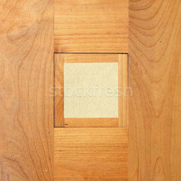 Ramki obrazu drewna tle Zdjęcia stock © sirylok
