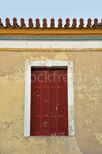 neoclassical building Stock photo © sirylok