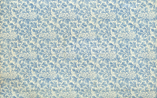 endpaper leaf floral pattern vintage illustration Stock photo © sirylok