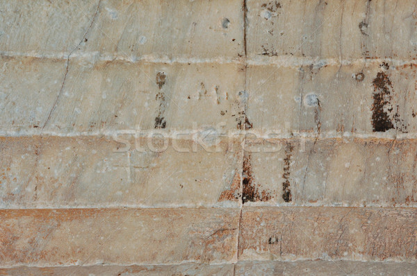 ancient greek column background Stock photo © sirylok