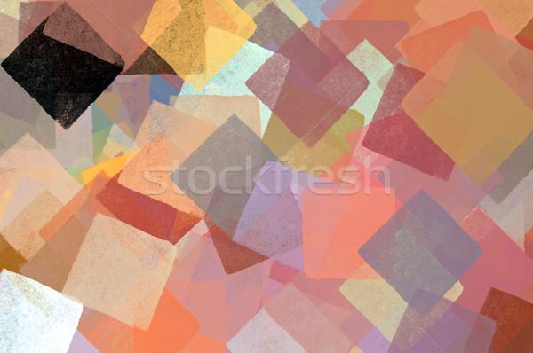 Abstrato ilustração escove pintar textura Foto stock © sirylok