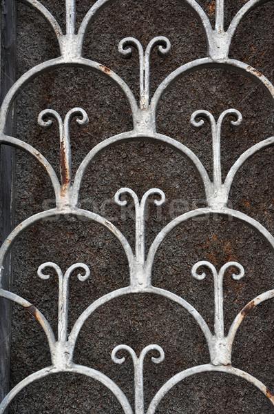 vintage rusty pattern Stock photo © sirylok