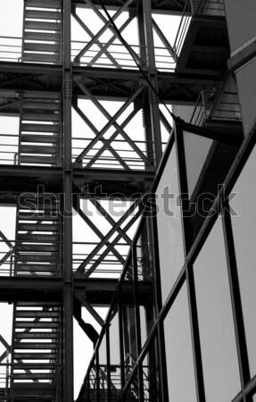 industrial building Stock photo © sirylok