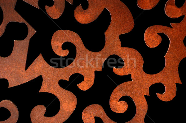 rusty pattern Stock photo © sirylok