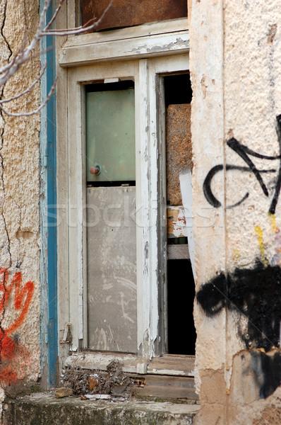 window view Stock photo © sirylok