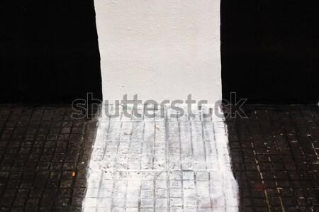 striped sidewalk Stock photo © sirylok