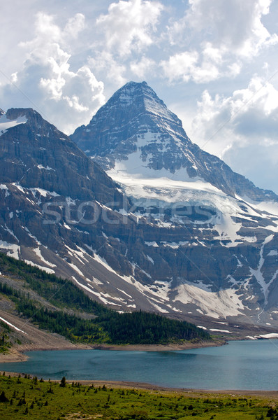 Mount Assiniboine Stock photo © skylight