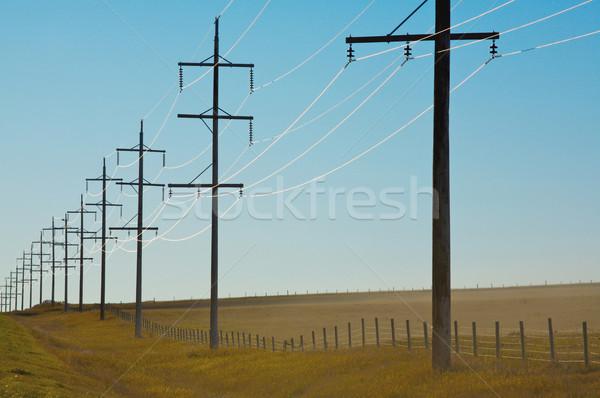 солнечный свет электрические Сток-фото © skylight