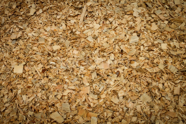 Wood Chips Stock photo © skylight
