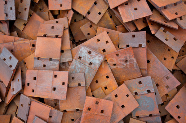 Scrap Metal 01 Stock photo © skylight
