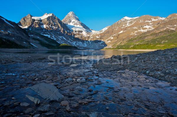 山 カナダ 英国の ストックフォト © skylight