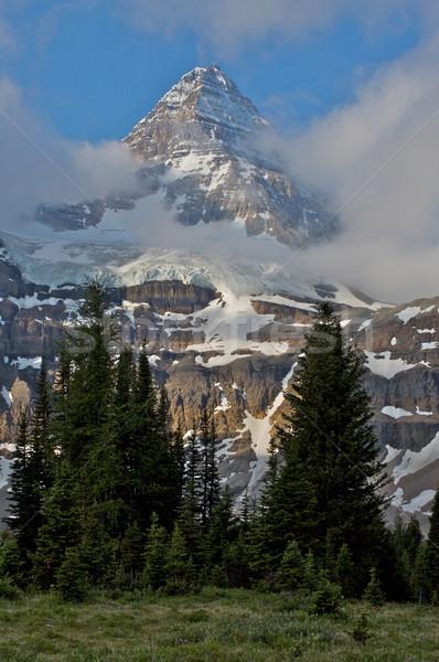 Montagnes Canada britannique Photo stock © skylight