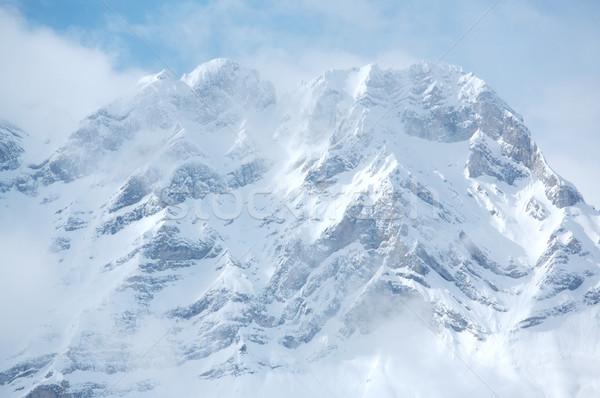 Mount Cascade Сток-фото © skylight