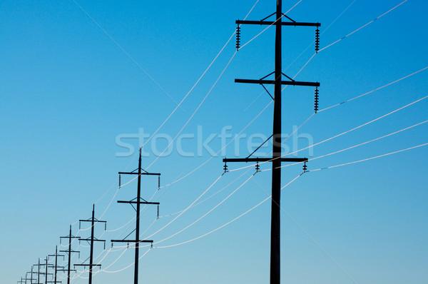 Güneş ışığı güç Stok fotoğraf © skylight