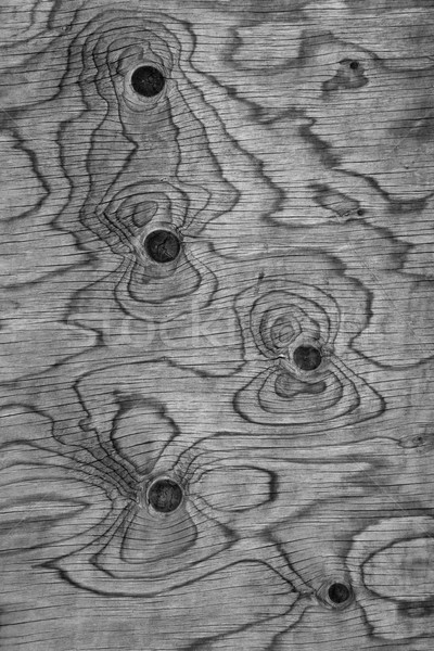 Old Plywood Patterns Stock photo © skylight