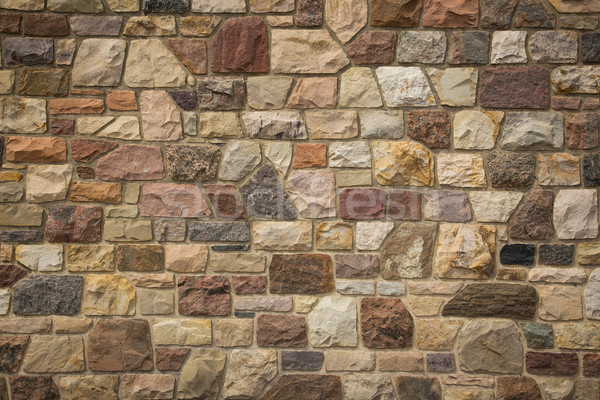 стены текстуры каменные цвета камней Сток-фото © skylight