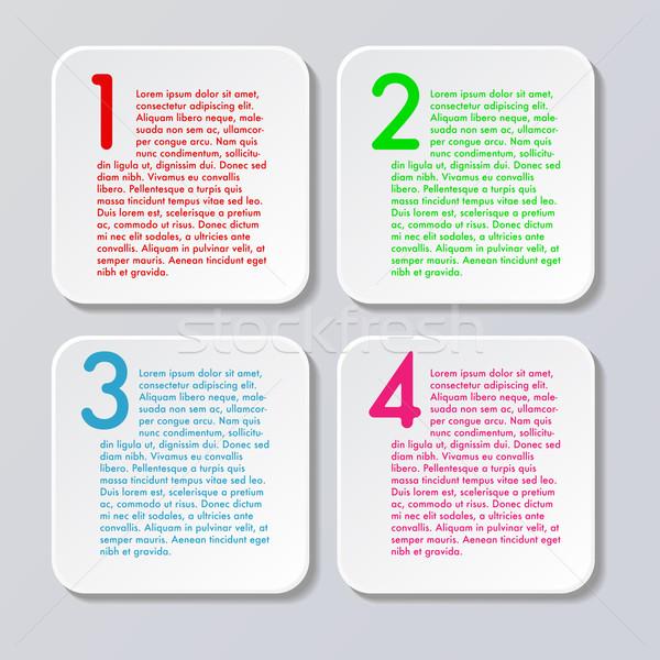 現代 インフォグラフィック 実例 デザイン 技術 ビジネスマン ストックフォト © smarques27
