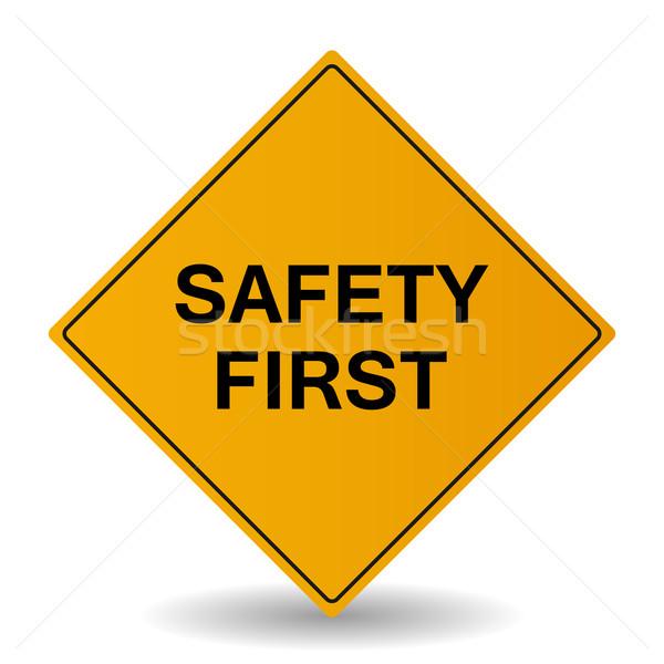 安全 最初 ベクトル にログイン 実例 デザイン ストックフォト © smarques27