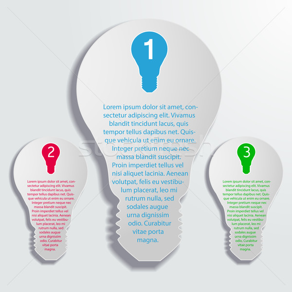 Infographic design elements Stock photo © smarques27