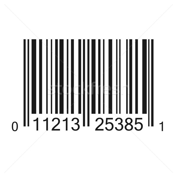 Bar Code Illustration Stock photo © smarques27