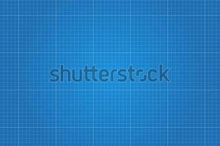 Stockfoto: Blauwdruk · business · papier · ruimte · wetenschap · print