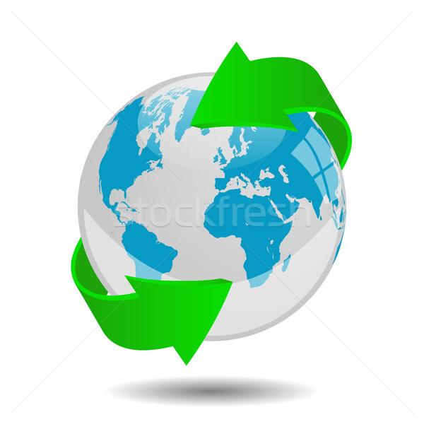 地球 世界中 ビジネス 教育 海 科学 ストックフォト © smarques27