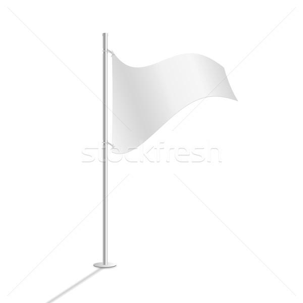 白 フラグ 空 フレーム にログイン スペース ストックフォト © smarques27
