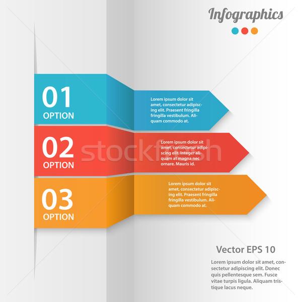 ビジネス インフォグラフィック ストックフォト © smarques27